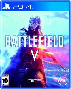 PS4 EA Battlefield V