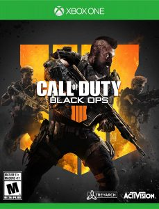 XBox One Activision Call of Duty Black Ops