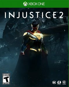 XBox One DC Injustice 2
