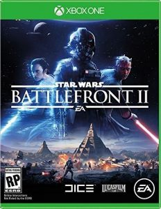 XBox One EA Star Wars Battlefront II