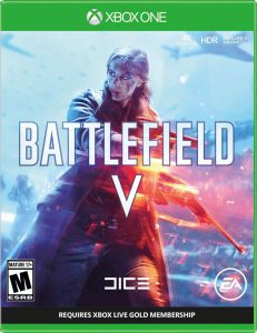 XBox One EA Battlefield V