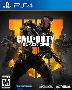 PS4 Activision Call of Duty Black Ops