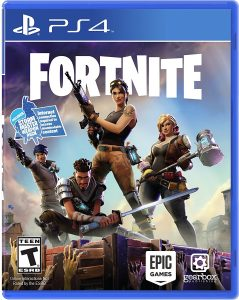 PS4 Epic Games Fortnight