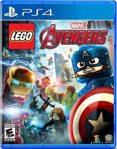 PS4 Lego Mavel Avengers