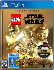 PS4 Lego Star Wars The Force Awakens