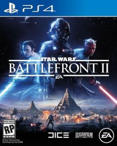 PS4 EA Star Wars Battlefront II