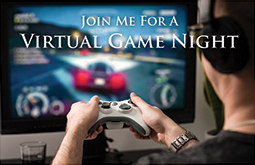 Join me for a Virtual Game Night
