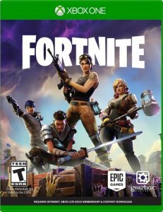 XBox One Epic Games Fortnight