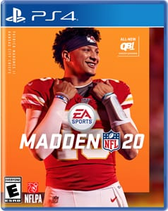 PS4 EA Sports Madden NFL20