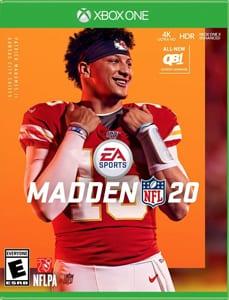 XBox One EA Sports Madden NFL 10