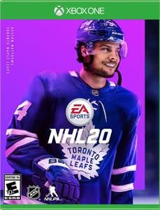XBox One EA Sports NHL20