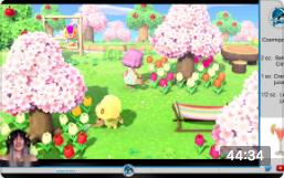 Screen play animal crossing new horizons